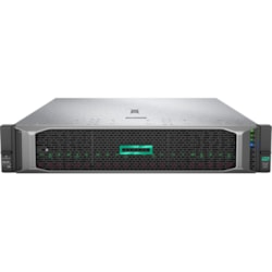 HPE ProLiant DL385 G10 2U Rack Server - 1 x AMD EPYC 7251 Octa-core (8 Core) 2.10 GHz - 16 GB Installed DDR4 SDRAM - 12Gb/s SAS Controller - 2 x 500 W