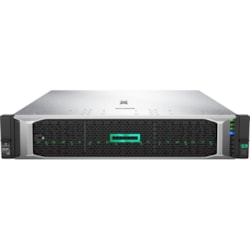 HPE ProLiant DL380 G10 2U Rack Server - 1 x Intel Xeon Gold 6130 Hexadeca-core (16 Core) 2.10 GHz - 64 GB Installed DDR4 SDRAM - 12Gb/s SAS, Serial ATA/600 Controller - 2 x 800 W