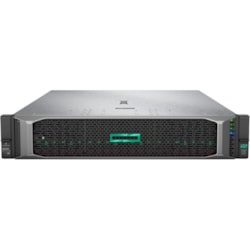 HPE ProLiant DL385 G10 2U Rack Server - 1 x AMD EPYC 7351 Hexadeca-core (16 Core) 2.40 GHz - 32 GB Installed DDR4 SDRAM - 12Gb/s SAS, Serial ATA/600 Controller - 1 x 800 W