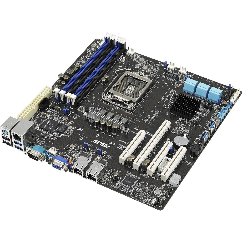 Asus P10S-M Server Motherboard - Intel Chipset - Socket H4 LGA-1151