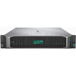 HPE ProLiant DL385 G10 2U Rack Server - 1 x EPYC 7262 - 16 GB RAM HDD SSD - 12Gb/s SAS Controller