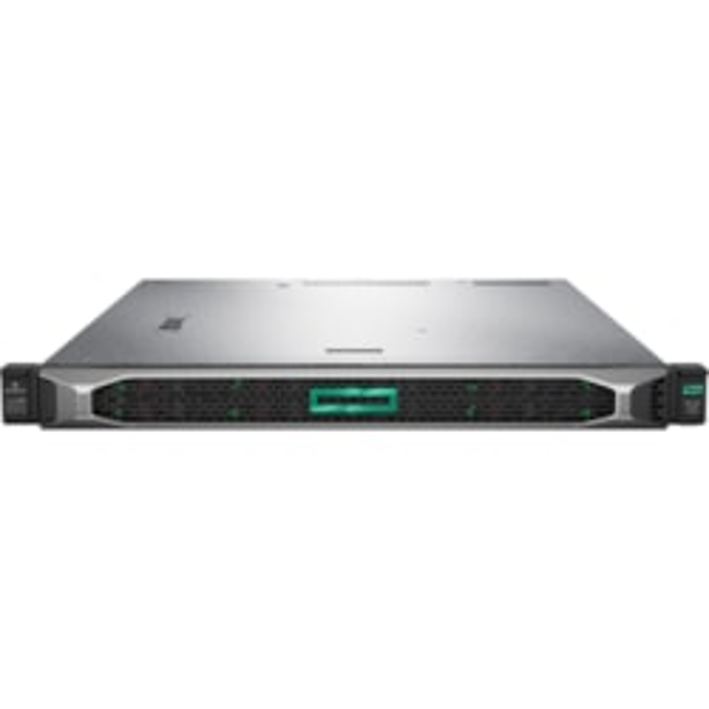 HPE ProLiant DL325 G10 1U Rack Server - 1 x EPYC 7402P - 64 GB RAM HDD SSD - Serial ATA/600 Controller