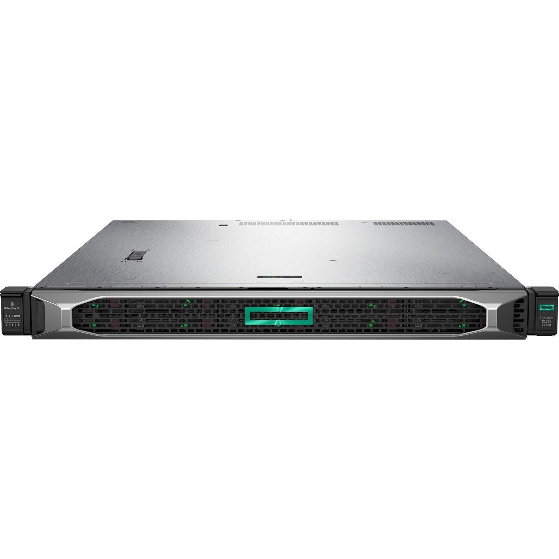 HPE ProLiant DL325 G10 1U Rack Server - 1 x EPYC 7262 - 16 GB RAM HDD SSD - Serial ATA/600 Controller