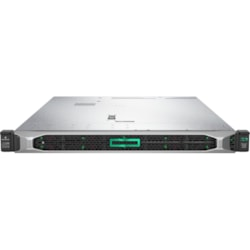 HPE ProLiant DL360 G10 1U Rack Server - 2 x Xeon Gold 5220 - 64 GB RAM HDD SSD - Serial ATA/600, 12Gb/s SAS Controller