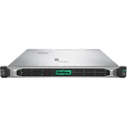 HPE ProLiant DL360 G10 1U Rack Server - 1 x Xeon Silver 4208 - 16 GB RAM HDD SSD - Serial ATA/600, 12Gb/s SAS Controller