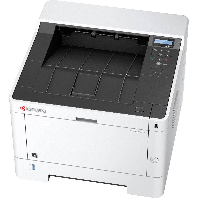 Kyocera Ecosys P2040dn Laser Printer - Monochrome - 1200 x 1200 dpi Print - Plain Paper Print - Desktop