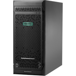 HPE ProLiant ML110 G10 4.5U Tower Server - 1 x Intel Xeon Silver 4208 2.10 GHz - 16 GB RAM HDD SSD - Serial ATA/600 Controller
