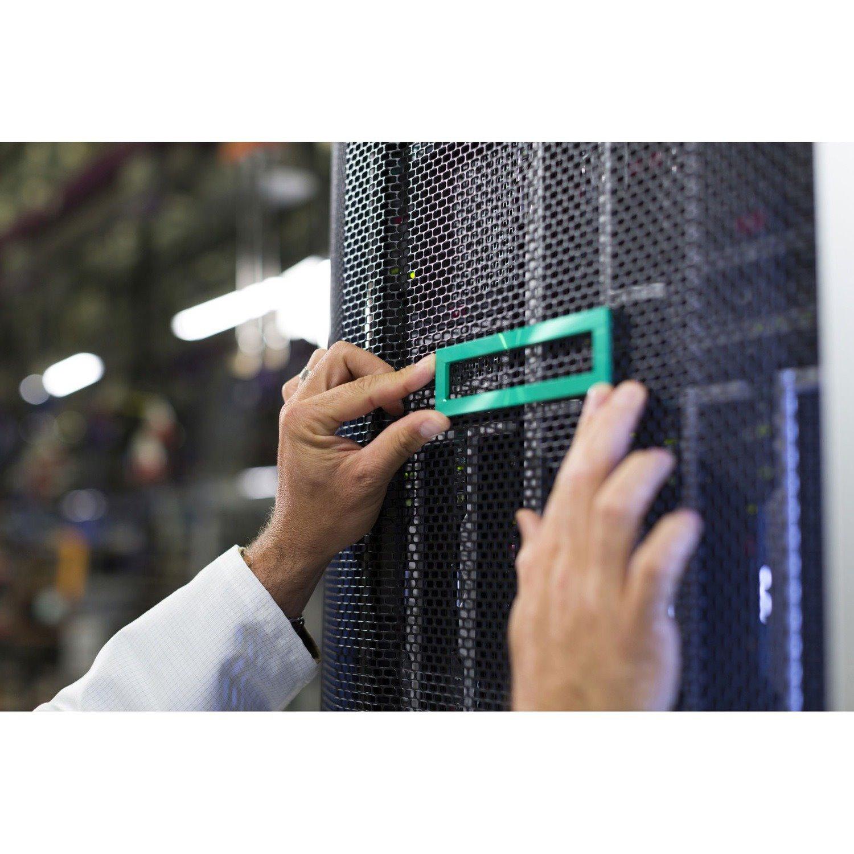 HPE 2U Rack-mountable Rack Rail for Server