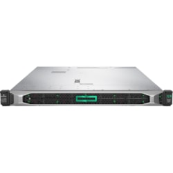 HPE ProLiant DL360 G10 1U Rack Server - 1 x Xeon Silver 4214R - 32 GB RAM HDD SSD - Serial ATA/600, 12Gb/s SAS Controller