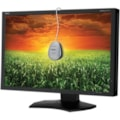 "NEC Display MultiSync P241W 61 cm (24"") WUXGA CCFL LCD Monitor - 16:10 - Black"