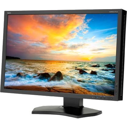 "NEC Display P242W-BK 61.2 cm (24.1"") LED LCD Monitor - 16:10 - 8 ms"