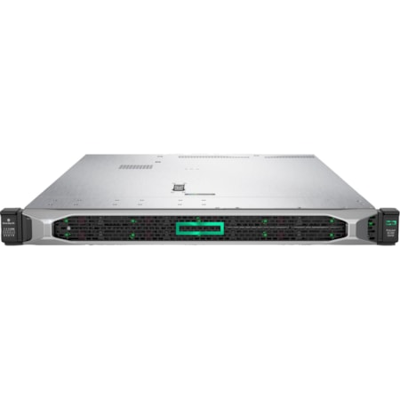 HPE ProLiant DL360 G10 1U Rack Server - 1 x Xeon Gold 5218R - 32 GB RAM HDD SSD - Serial ATA/600 Controller