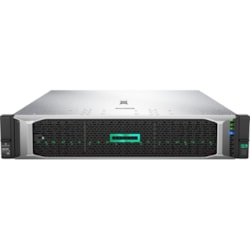 HPE ProLiant DL380 G10 2U Rack Server - 1 x Xeon Silver 4210R - 32 GB RAM HDD SSD - Serial ATA/600, 12Gb/s SAS Controller