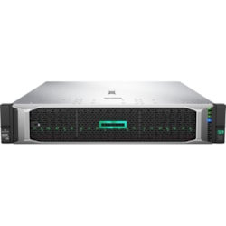 HPE ProLiant DL380 G10 2U Rack Server - 1 x Intel Xeon Silver 4214R 2.40 GHz - 32 GB RAM HDD SSD - Serial ATA/600, 12Gb/s SAS Controller