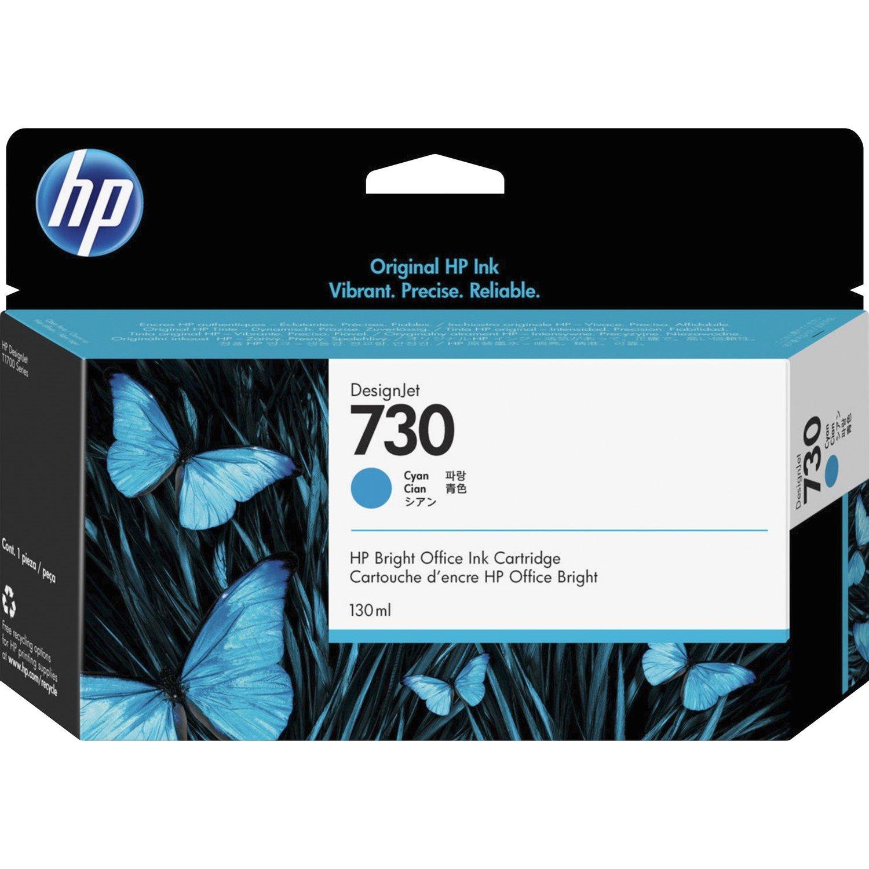 HP 730 Original Ink Cartridge - Cyan
