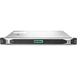 HPE ProLiant DL160 G10 1U Rack Server - 1 x Xeon Silver 4210R - 16 GB RAM HDD SSD - Serial ATA/600 Controller