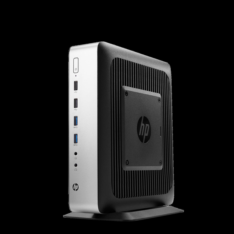 HP t730 Thin Client - AMD R-Series RX-427BB Quad-core (4 Core) 2.70 GHz