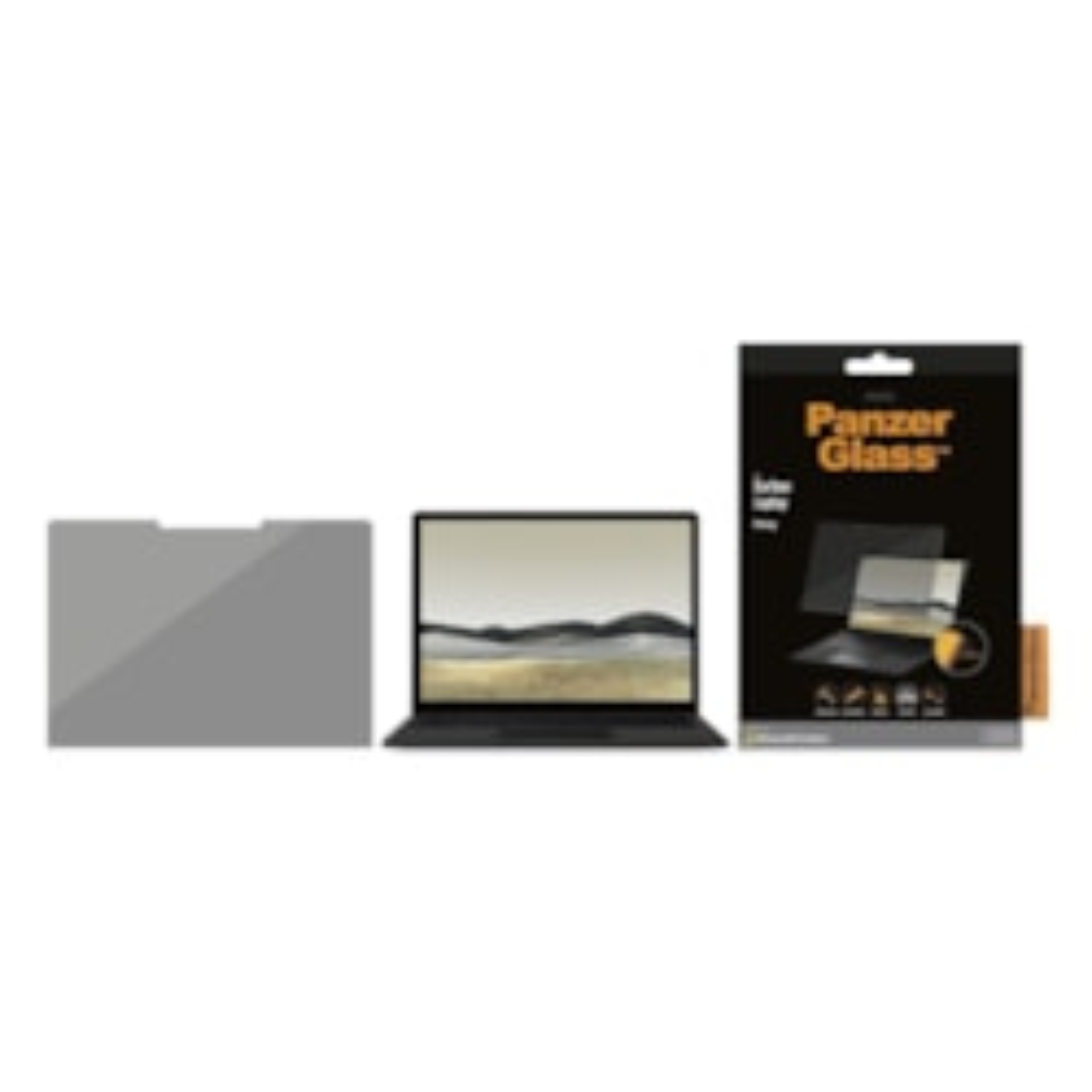 PanzerGlass Tempered Glass Privacy Screen Filter