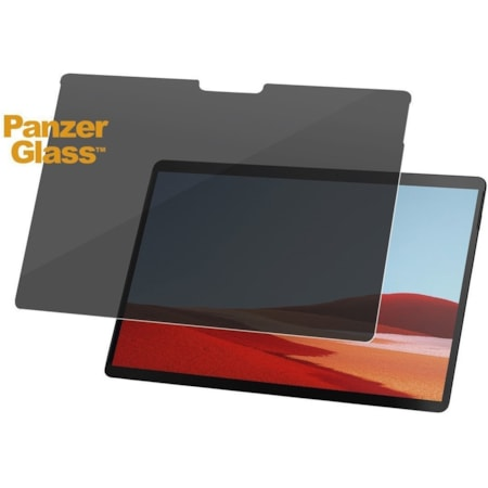 PanzerGlass Original Tempered Glass, Silicone Yes Privacy Screen Filter