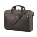 "HP Executive Carrying Case for 39.6 cm (15.6"") Notebook - Brown"
