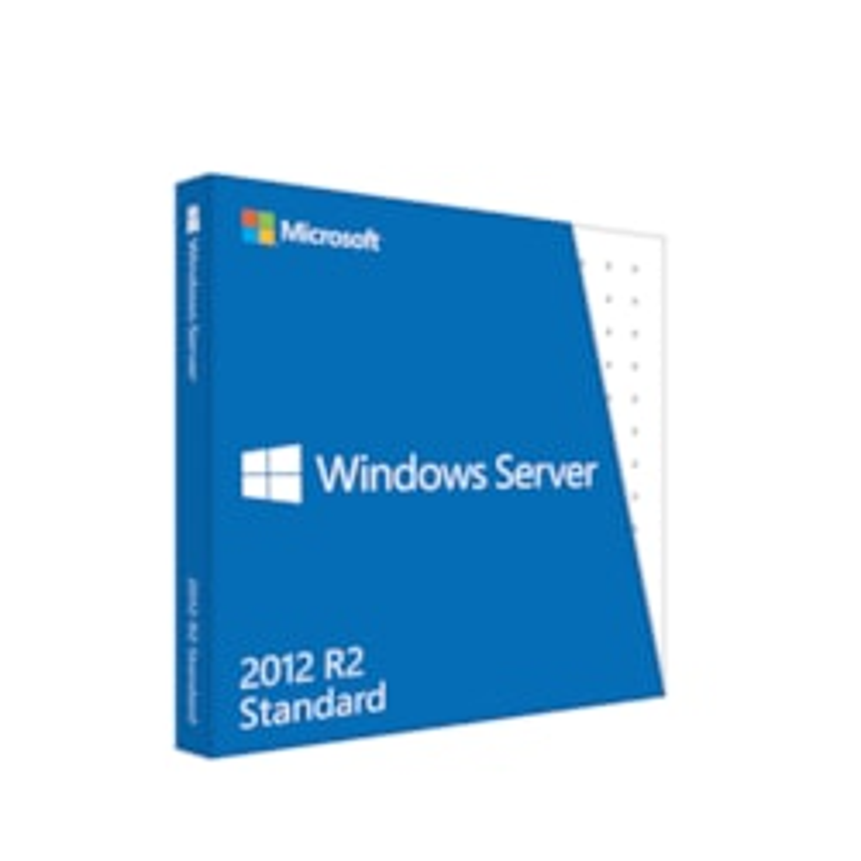 Microsoft Windows Server 2012 R.2 Standard 64-bit - Complete Product - 10 CAL - Standard