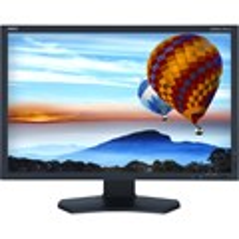 "NEC Display PA242W-BK 61.2 cm (24.1"") LED LCD Monitor - 16:10 - 8 ms"
