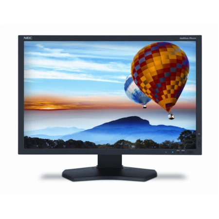 "NEC Display PA242W-BK 61.2 cm (24.1"") LED LCD Monitor - 16:10 - 8 ms"