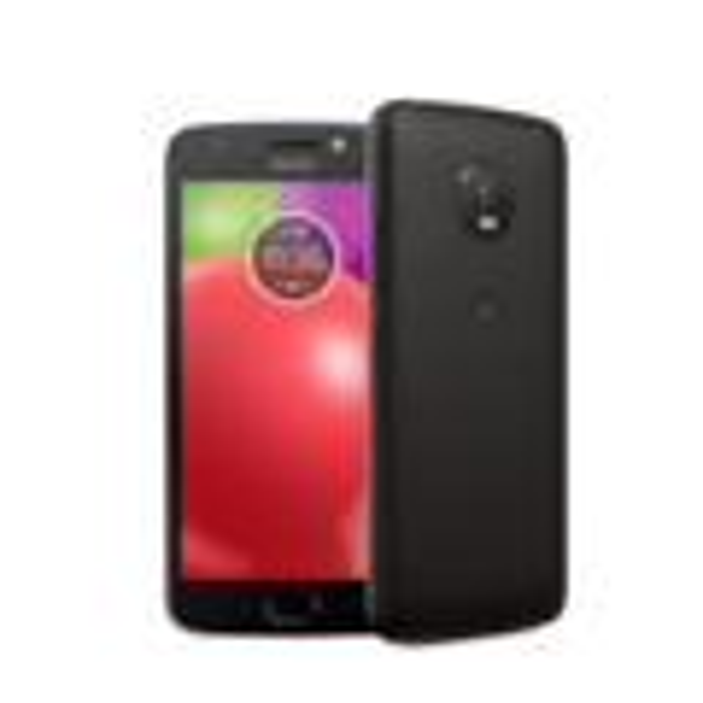 "Motorola Moto E⁴ XT1769 16 GB Smartphone - 12.7 cm (5"") LCD HD 1280 x 720 - 2 GB RAM - Android 7.1 Nougat - 4G - Iron Gray Metallic"