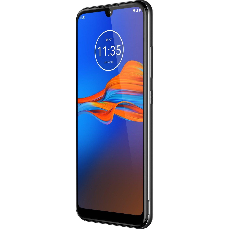 "Motorola moto e⁶ plus 32 GB Smartphone - 15.5 cm (6.1"") HD+ - 2 GB RAM - Android 9.0 Pie - 4G - Gunmetal"