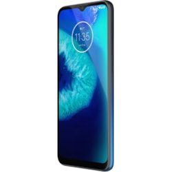 "Motorola moto g8 power lite 64 GB Smartphone - 16.5 cm (6.5"") Active Matrix TFT LCD HD+ 720 x 1600 - 4 GB RAM - Android 9.0 Pie - 4G - Royal Blue"