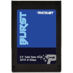 "Patriot Memory 120 GB Solid State Drive - 2.5"" Internal - SATA (SATA/600)"