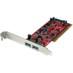 StarTech.com USB Adapter - PCI-X - Plug-in Card