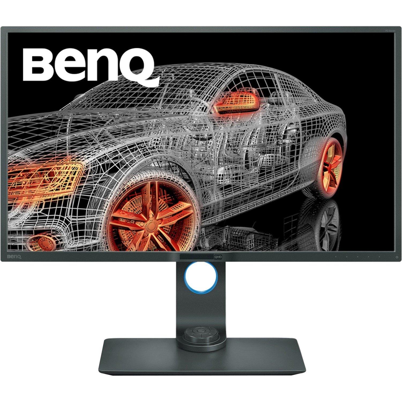 "BenQ PD3200Q 81.3 cm (32"") WQHD LED LCD Monitor - 16:9 - Black"