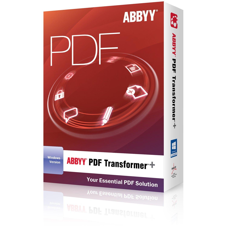 ABBYY PDF Transformer+ - 1 Licence