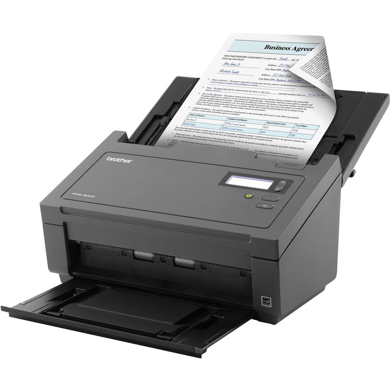 Brother PDS-5000 Sheetfed Scanner - 600 dpi Optical