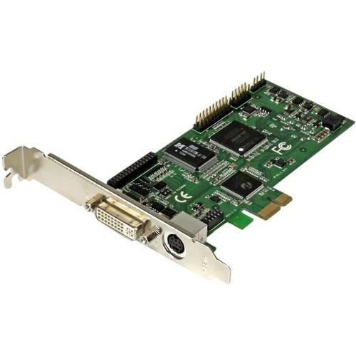 StarTech.com Video Capturing Device - Plug-in Card