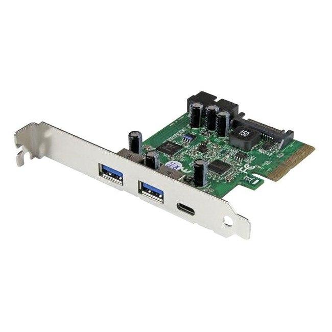 StarTech.com USB Adapter - PCI Express 3.0 x4 - Plug-in Card