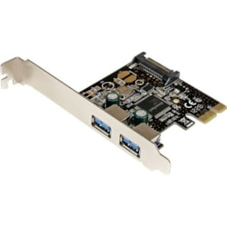 StarTech.com USB Adapter - PCI Express x1 - Plug-in Card