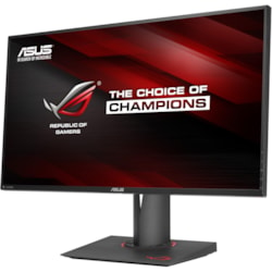 "Asus ROG Swift PG279Q 68.6 cm (27"") WQHD LED LCD Monitor - 16:9 - Black, Red"
