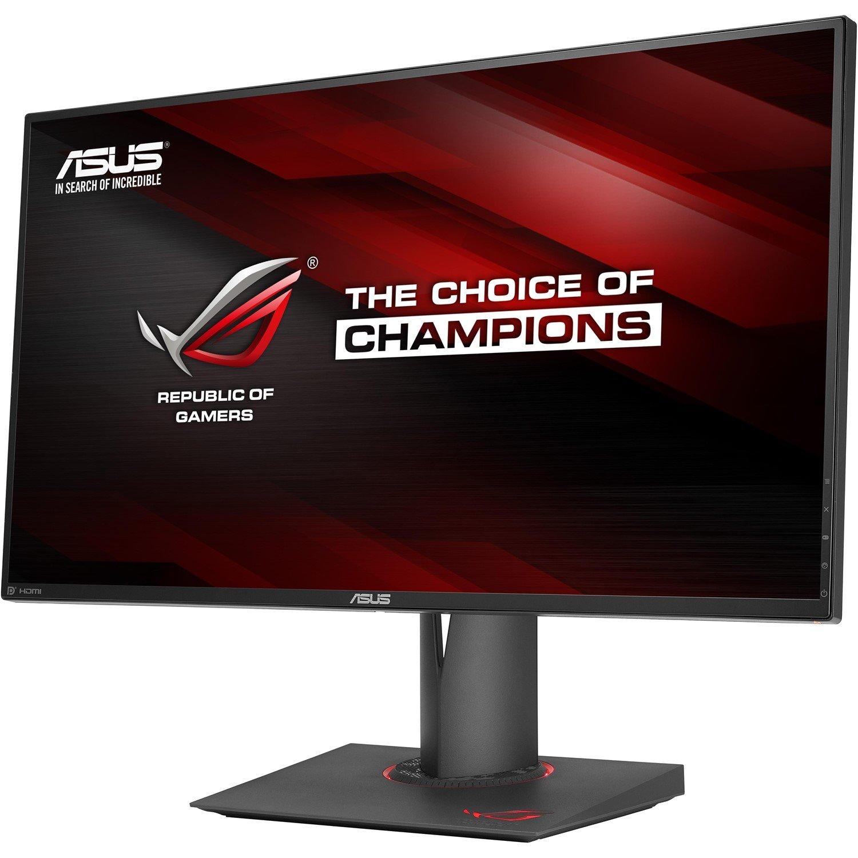 "Asus ROG Swift PG279Q 68.6 cm (27"") WQHD LED LCD Monitor - 16:9 - Black, Red"