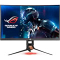 "Asus ROG Swift PG27VQ 68.6 cm (27"") WQHD Curved Screen LED LCD Monitor - 16:9 - Armor Titanium, Plasma Copper"