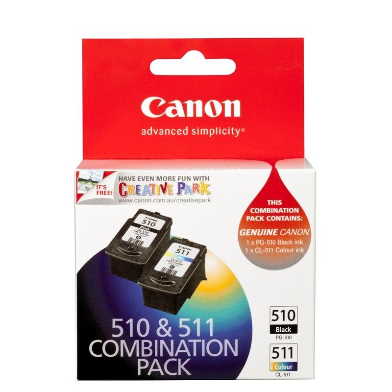 Canon CL-511 Original Ink Cartridge - Black, Colour