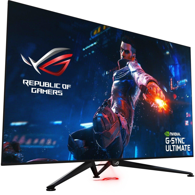 "Asus ROG Swift PG65UQ 163.8 cm (64.5"") 4K UHD LED LCD Monitor - 16:9 - Black"