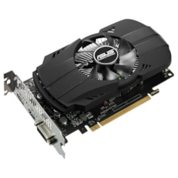 Asus Phoenix PH-GTX1050TI-4G GeForce GTX 1050 TI Graphic Card - 1.29 GHz Core - 1.39 GHz Boost Clock - 4 GB GDDR5 - Dual Slot Space Required