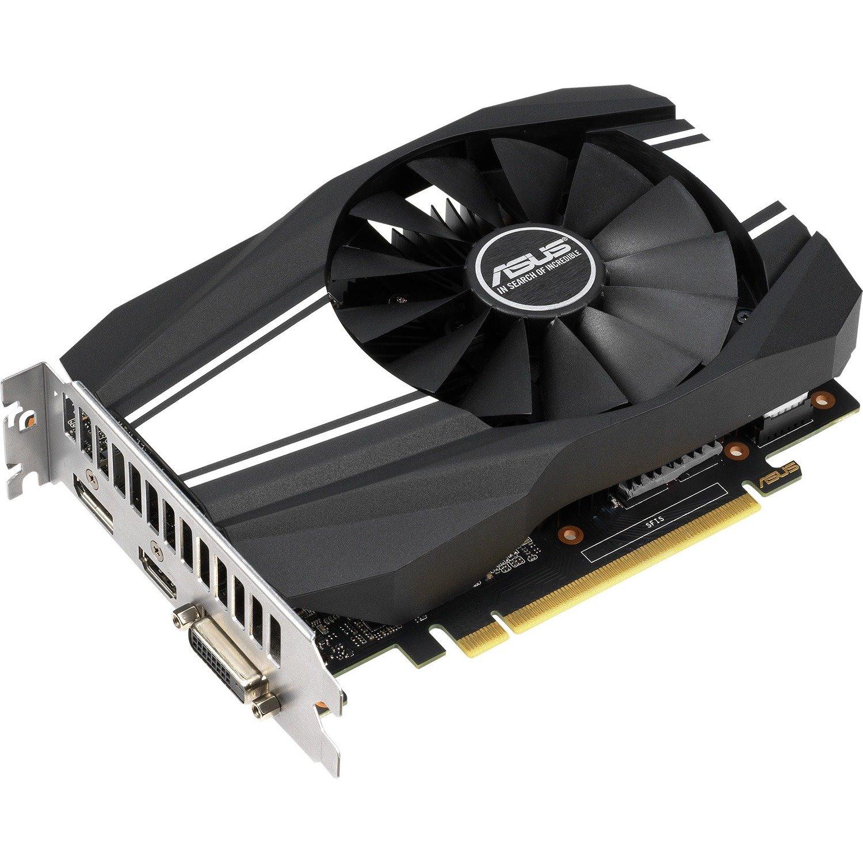Asus Phoenix PH-GTX1650S-O4G GeForce GeForce GTX 1650 SUPER Graphic Card - 4 GB GDDR6