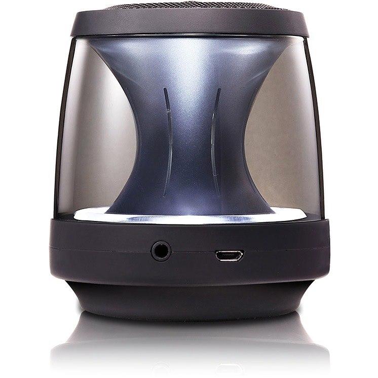 LG PH1 Portable Bluetooth Speaker System - 10 W RMS - Black