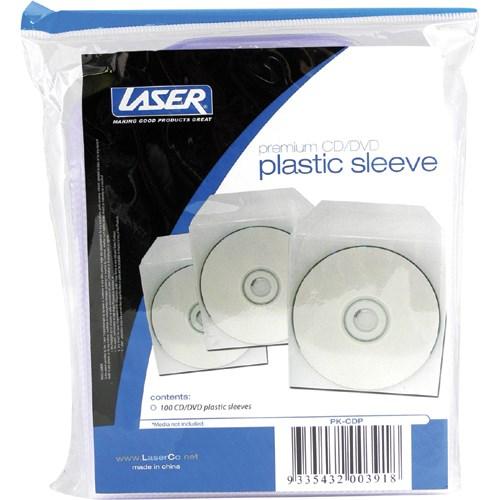 LASER Optical Disc Case