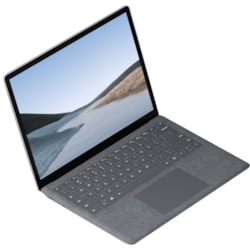 "Microsoft Surface Laptop 3 34.3 cm (13.5"") Touchscreen Notebook - 2256 x 1504 - Core i5 i5-1035G7 - 8 GB RAM - 256 GB SSD - Platinum"