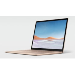 "Microsoft Surface Laptop 3 34.3 cm (13.5"") Touchscreen Notebook - 2256 x 1504 - Intel Core i5 (10th Gen) i5-1035G7 Quad-core (4 Core) - 8 GB RAM - 256 GB SSD - Sandstone"