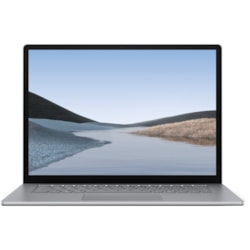 "Microsoft Surface Laptop 3 38.1 cm (15"") Touchscreen Notebook - 2496 x 1664 - Intel Core i7 (10th Gen) i7-1065G7 Quad-core (4 Core) 1.30 GHz - 16 GB RAM - 256 GB SSD - Platinum"